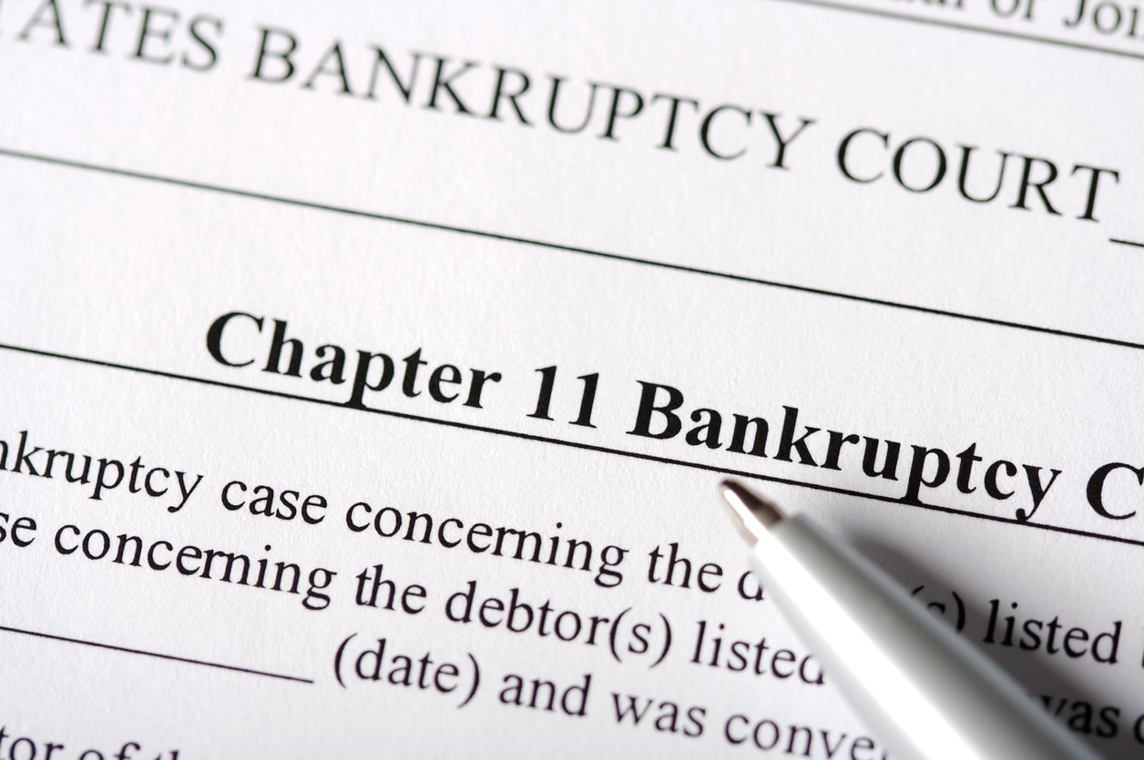 What Does Filing for Bankruptcy Mean for My Business?
